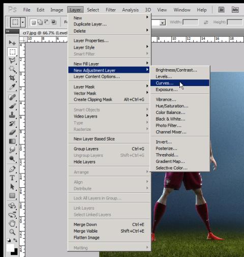 Cara Edit Foto di Photoshop Secara Mudah
