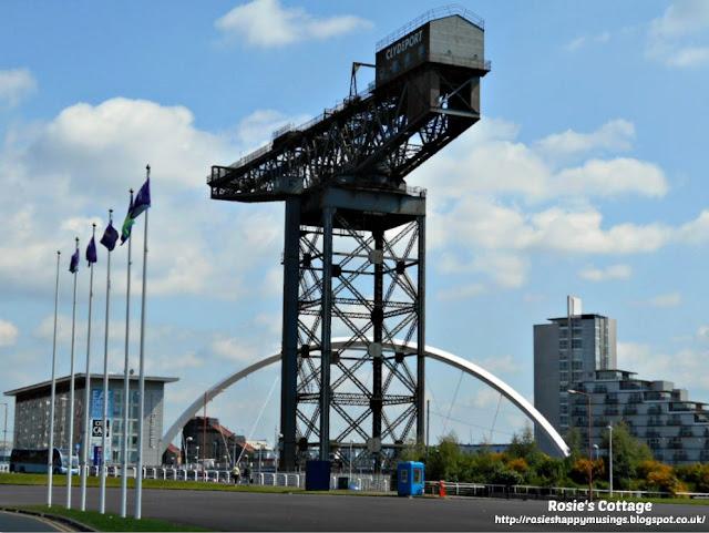 The Finnieston Crane Glasgow