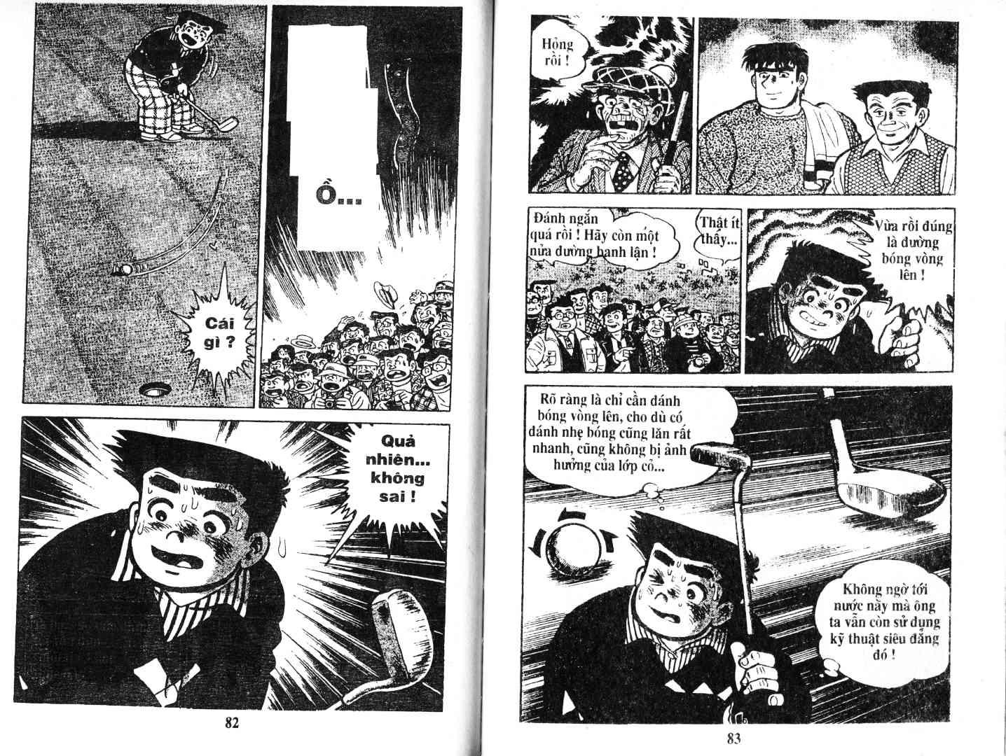 Ashita Tenki ni Naare chapter 52 trang 40