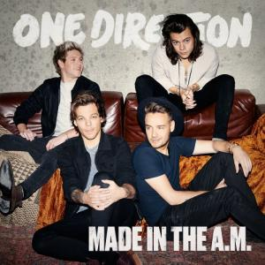 One Direction - Made In The A.M. (Deluxe Edition) [2015]
