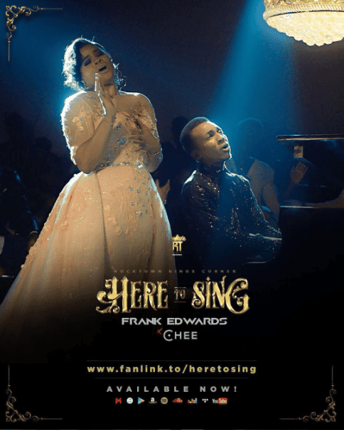 MUSIC: Franks Edwards ft Chee - Here to Sing