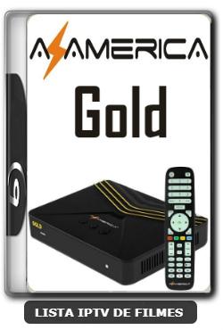 Azamerica Gold Nova Atualização Melhorias na Estabilidade do Sistema V1.09.21166 - 12-01-2020
