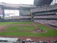 Brewers Home Field