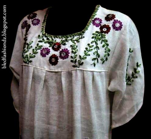 La Mode Algerienne Robes Interieures 7 Modeles