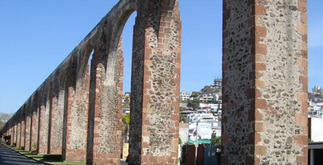 Patrimonios mundiales de Querétaro