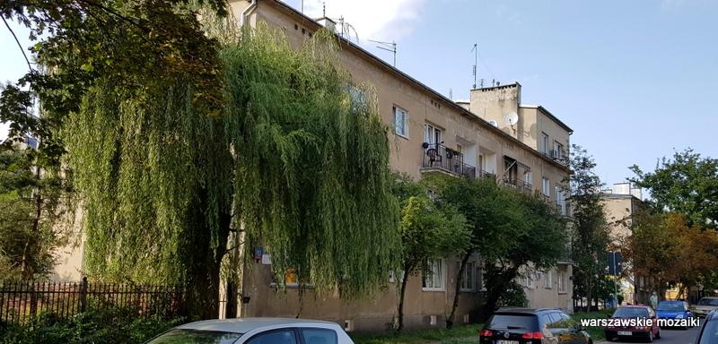 Warszawa Warsaw Praga Południe Grochów ulice warszawskie architektura architecture zabudowa kamienice