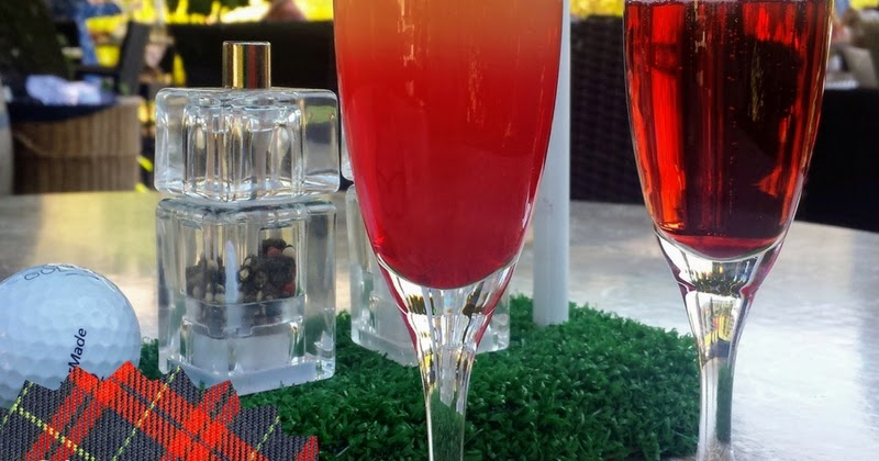 Mixology Meets Golf... And Your Cocktail Could Be A Winner