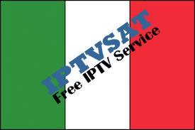 Free iptv m3u playlists italian