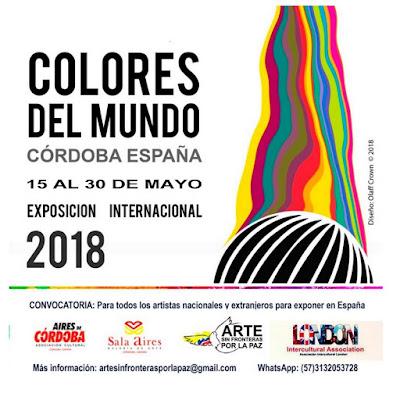 Colores del Mundo exposicion España