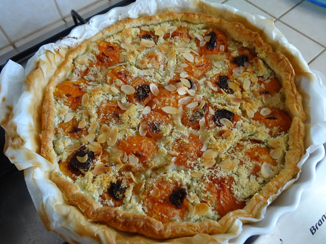 A d m nage en cuisine tarte abricots amandes et basilic - Tf1 recette cuisine 13h laurent mariotte ...