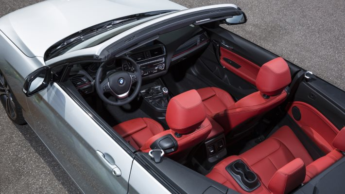 Wallpaper 4: New BMW 2 Series Convertible