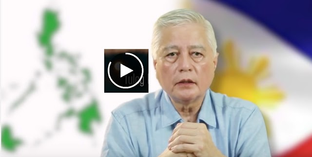 Among All Senatorial Candidates, Raffy ALUNAN #3 Has The Clear Cut Legislative Agenda