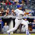 #MLB: El Quisqueyano Jorge Bonifacio se ha mantenido firme como novato en los Reales
