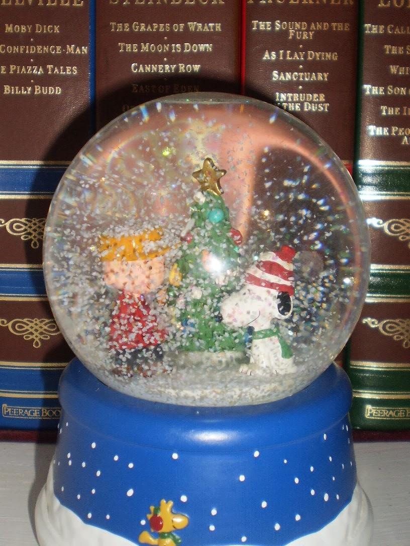 improvement list shake up a snow globe