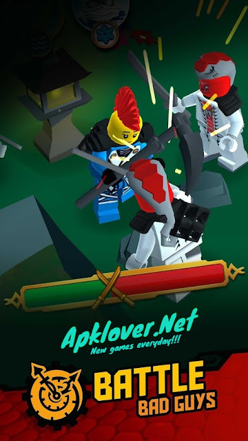 LEGO Ninjago WU-CRU MOD APK unlimited money