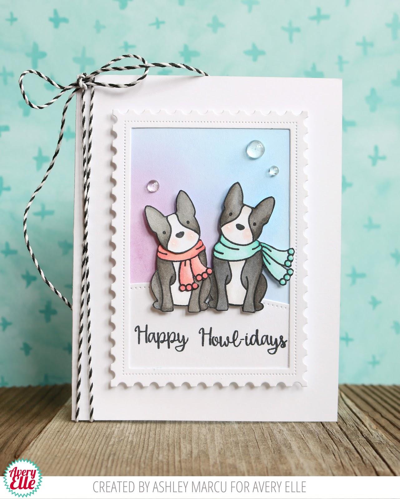 Avery Elle Three Cute Seasonal Cards