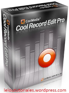 Cool Record Edit Pro Deluxe v9.1.2 + Serial [Full] [MEGA]