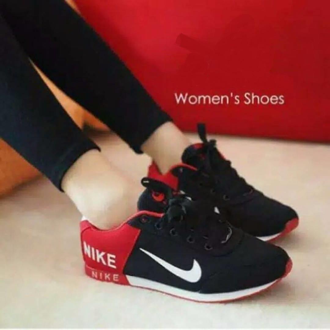 nike wanita kets - sepatu wanita kets nike airmax replika elevenia ... 094fb94ce5