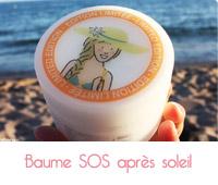 baume sos solaire de Saint Gervais mont blanc