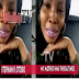 Apostle Suleiman S*x Scandal!! Stephanie Otobo Blows Hot Again, Drop Another Deadly Video. Says…PHOTOS + VIDEO!!