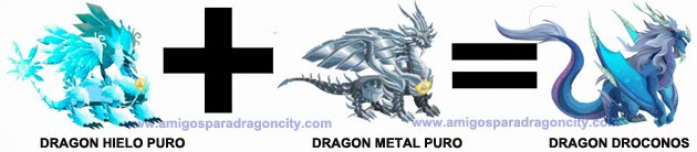 como sacar el dragon droconos en dragon city 1