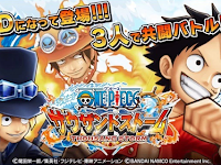 One Piece Thousand Storm v10.1.4 Mod Apk Terbaru