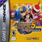 Mega Man Battle Network 5 Team ProtoMan