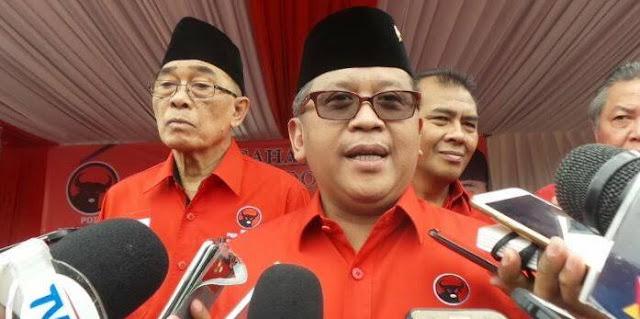 Bukan Cuma Demokrat, Baliho PDIP Juga Dirusak, Hasto: tapi Tidak Kami Dramatisir