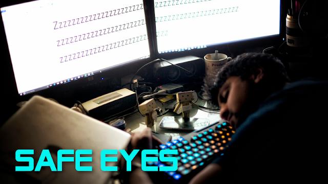 Safe Eyes App