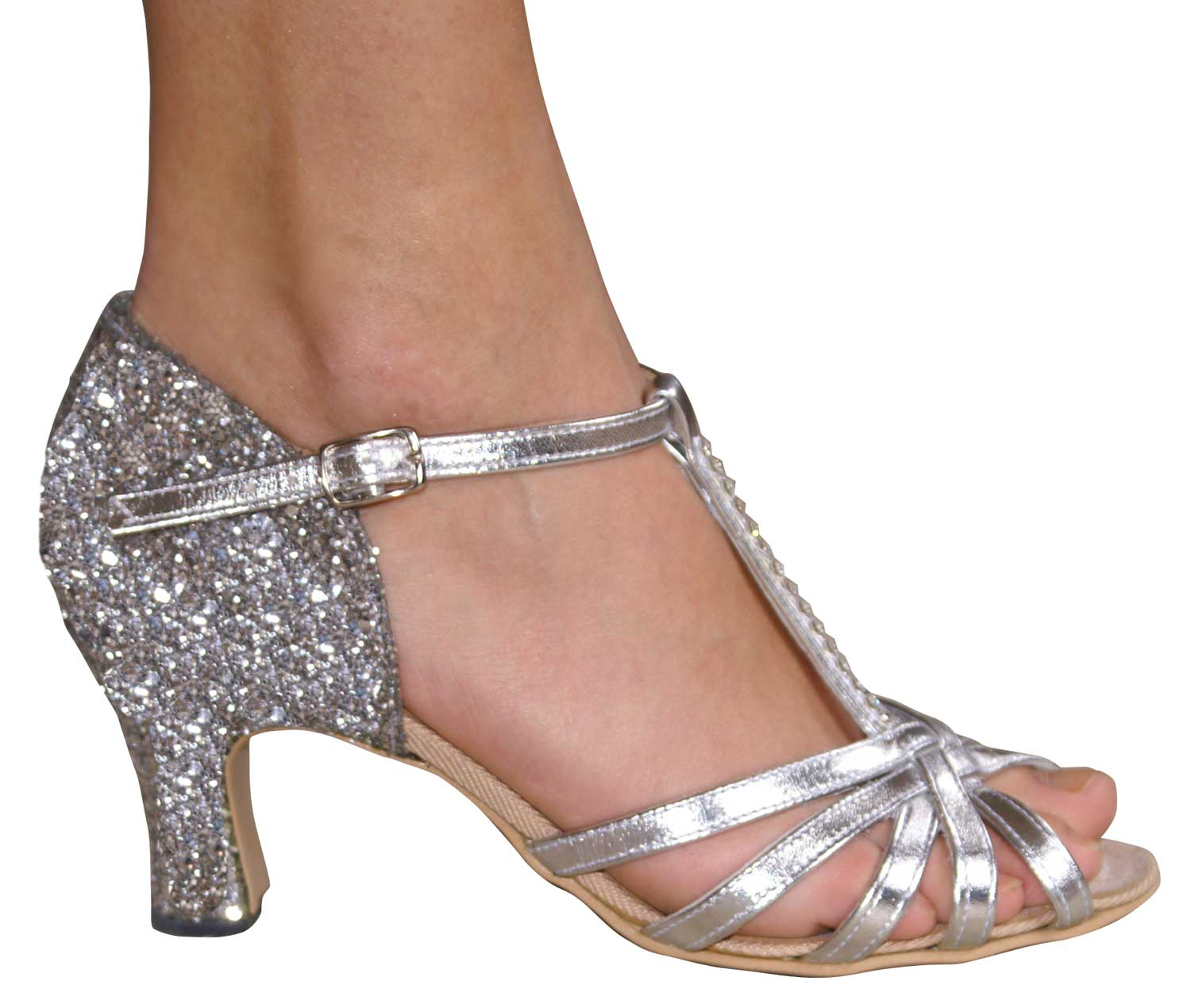 Latin Dance Shoes Heels