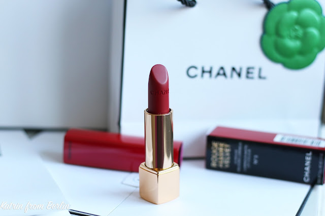 chanel numeros rouge lipstick