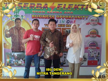 Mitra Toserba Elektrik di Tangerang
