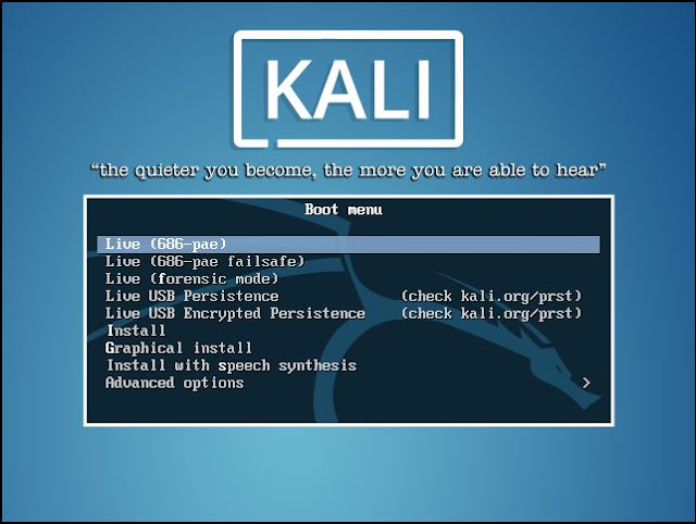 【經驗趣談】在無光碟機的電腦安裝Kali Linux - 歐維斯福利設