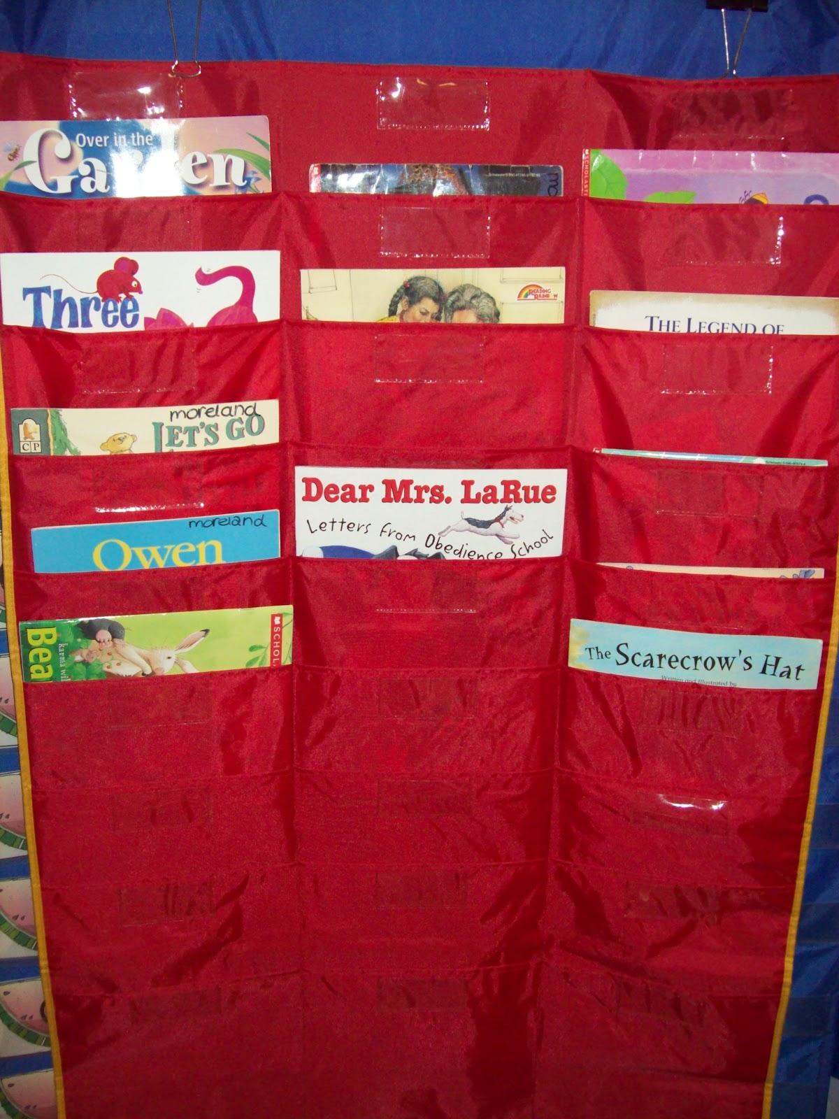 Kinder Garden: Chalk Talk: A Kindergarten Blog: Classroom Library Linky Party