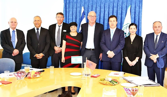 Albania-Israel, cooperation in advanced greenhouse technology