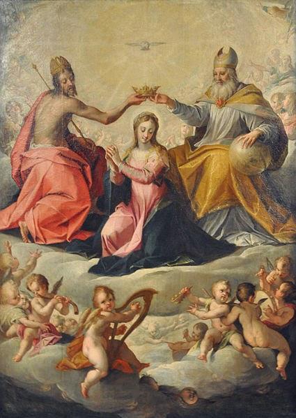 Coração de Maria - Hans Von Aachen e suas pinturas ~ Um grande pintor do estilo maneirista