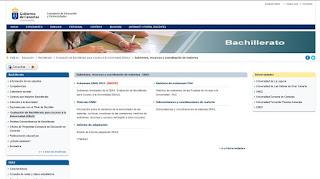 http://www.gobiernodecanarias.org/educacion/web/bachillerato/ebau/examenes-recursos-coordin-materias/