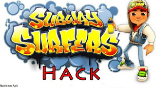 Subway Surfers Hack Apk unlimited coins Free Download