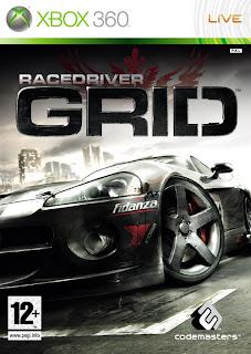 GRID 1 (Xbox 360) 2008