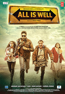 Download Film Bollywood All is Well (2015) Sub Indonesia