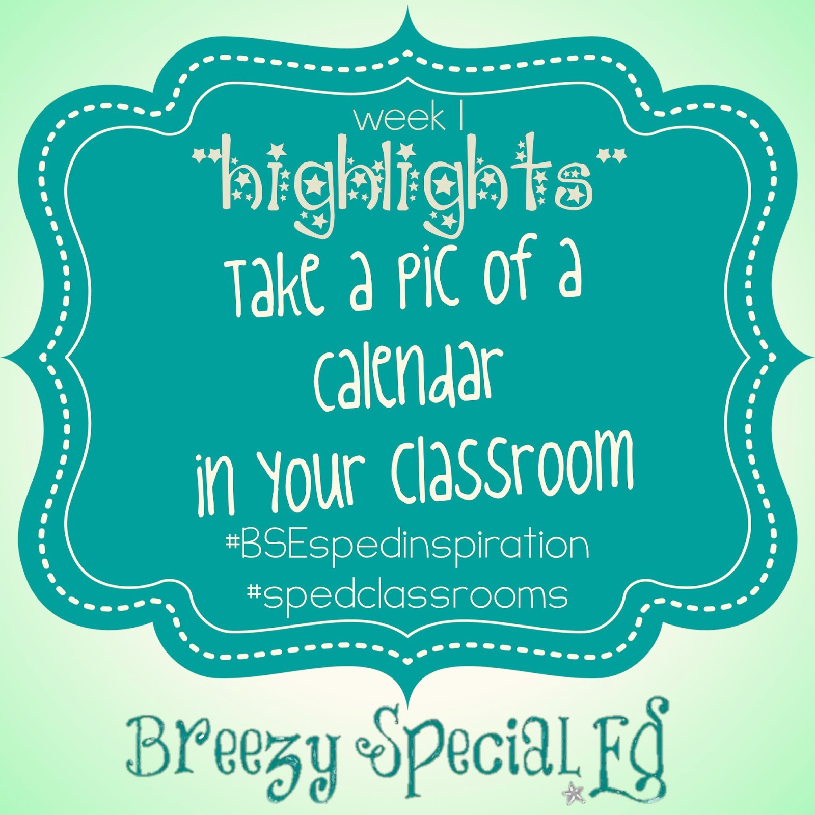 Calendars In Special Education Classrooms