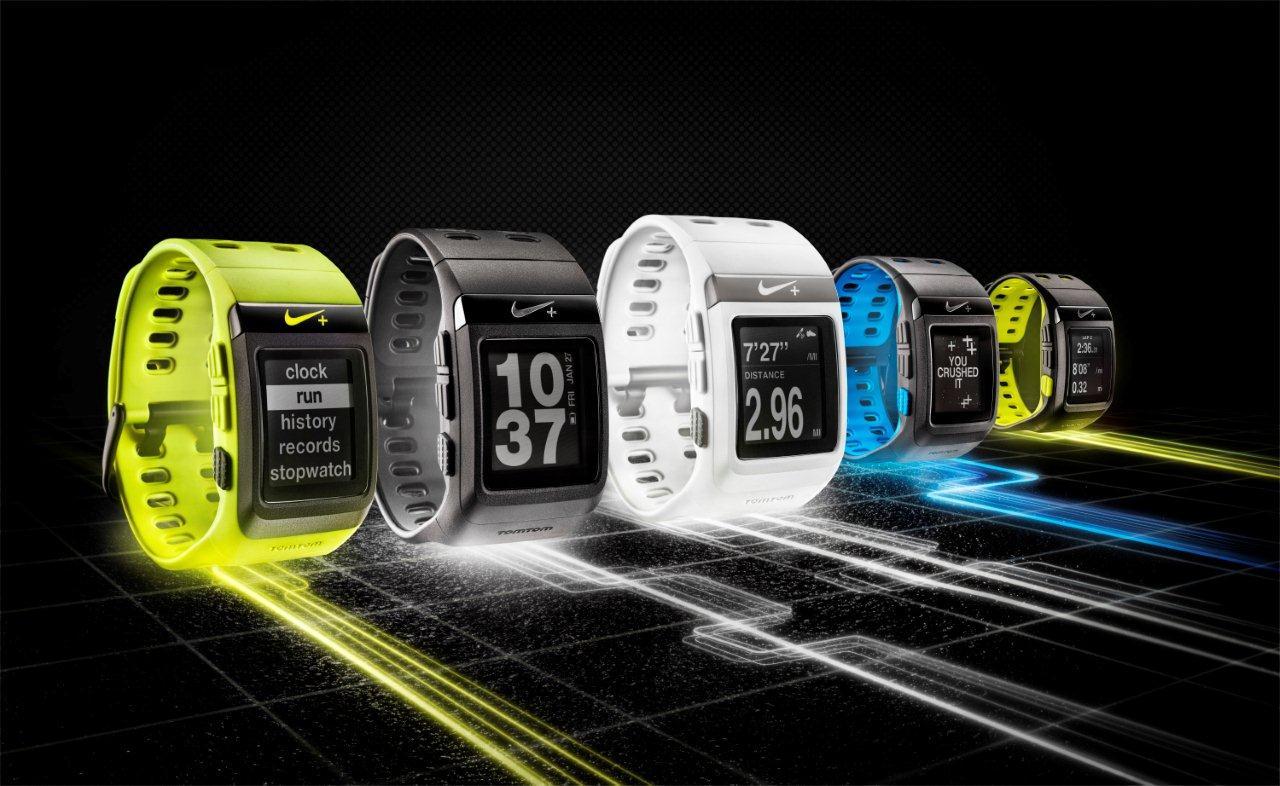 1494529cd29 ... Nike+ SportWatch GPS powered by TomTom – a partir de 149