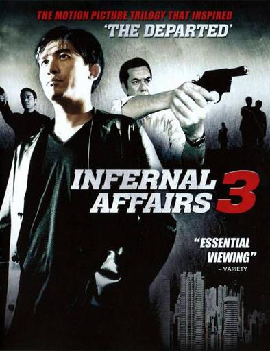 Ver Asuntos infernales 3 (Mou gaan dou 3) (2003) Online