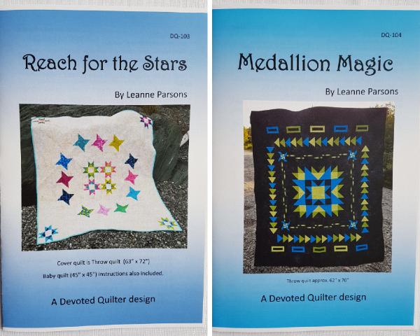 Devoted Quilter quilt patterns | DevotedQuilter.com