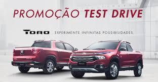 Promoção Test Drive Fiat 2016