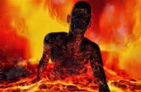 Enseignement de Jésus : Existence de l'Enfer  Enfer%2Bc