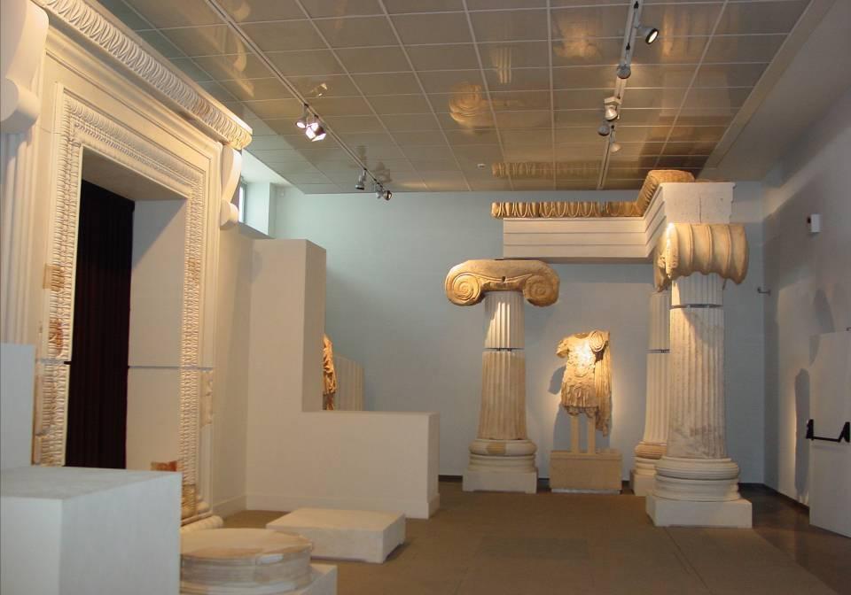 Το νέο μουσείο Μακεδονίας στην Πέλλα