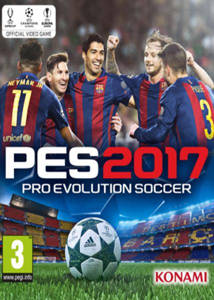 Evolution Soccer 2017 2018,2017 Pro.Evolution.Soccer