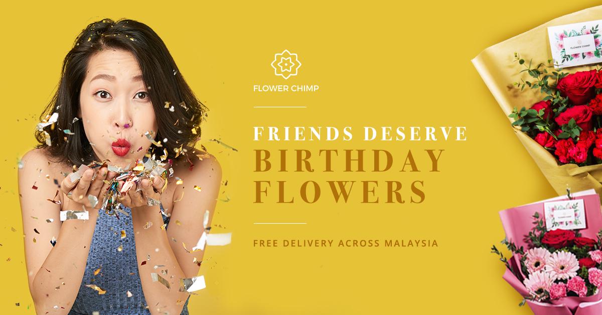 Flower Chimp Menerima Pelaburan Berjumlah RM 6 Juta Berikutan Prestasi Cemerlang di Asia Tenggara | Pengasas Berhasrat Meluaskan Perniagaan ke Singapura Menjelang Pertengahan Ogos 2018
