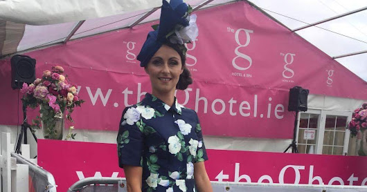 'Ladies Day' HATS / STYLE Galway Races 2017